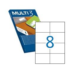 Brother MFC-L2700DW MFC - Impresora láser, A4, Color Negro