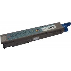 Toner sustituto Negro OKI C3300/3400 Alta Capacidad