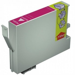 Cartucho sustituto Magenta EPSON 0443, reemplaza al T0443, 18ml de capacidad