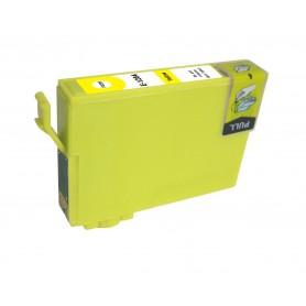 Cartucho sustituto Amarillo EPSON 1284, reemplaza al T1284, 11.5ml de capacidad