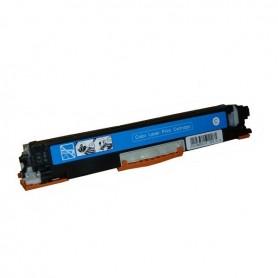 HP 311A Cyan tóner sustituto, reemplaza al CE311A y 126A