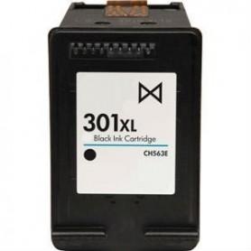 HP 301XL Negro NUEVA VERSIÓN V3, cartucho remanufacturado, reemplaza al CH563EE