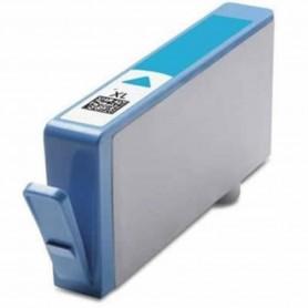Cartucho remanufacturado HP XL Cyan Photosmart D5400