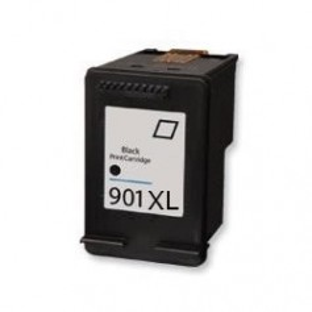 HP 901XL Negro Cartucho remanufacturado, reemplaza al CC654AE